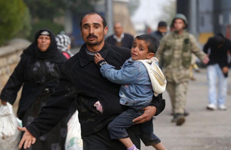 مقتل نحو 4000 فلسطيني في 8 سنوات بسوريا