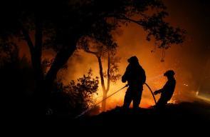 البرتغال تشهد حالة طوارئ جراء الحرائق