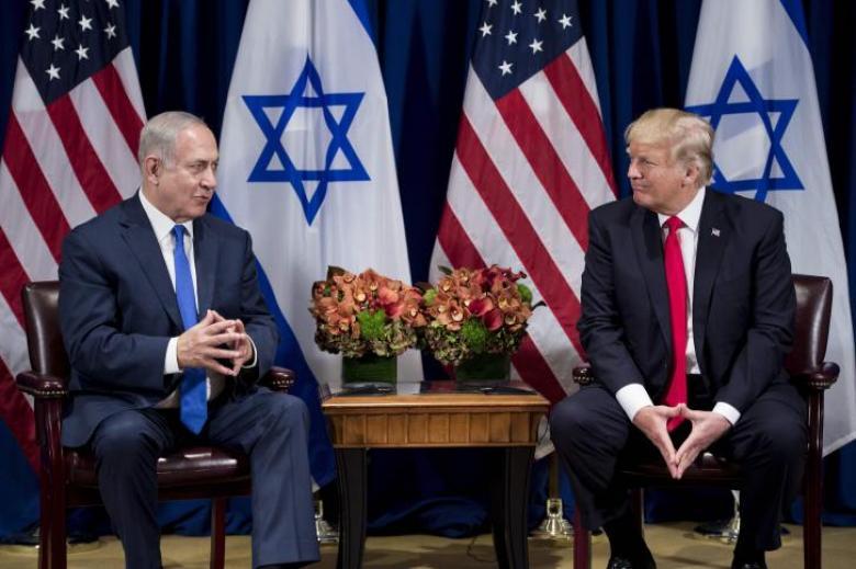 """ترامب: السلام بين الفلسطينيين والإسرائيليين """"أمر ممكن"""""""