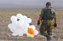 """هكذا انتصرت """"حماس"""" علينا بـ""""البالونات الحارقة"""""""