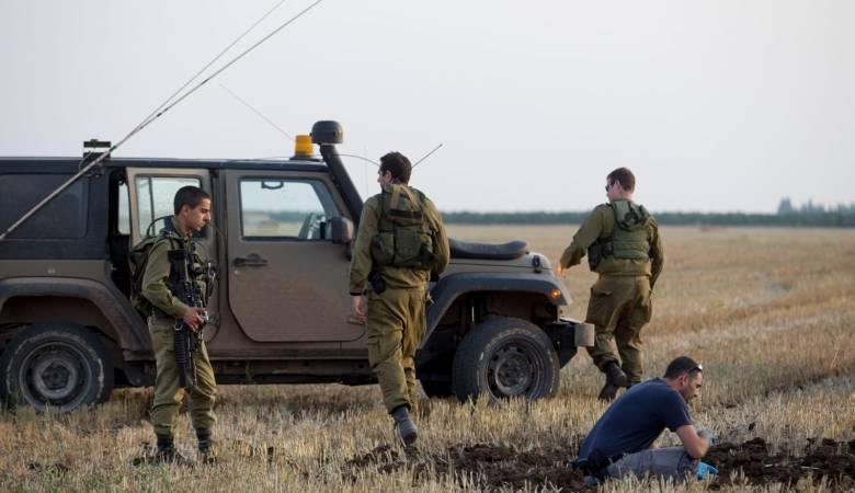 سرقة سلاح جندي إسرائيلي على حدود غزة