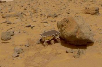 الكشف عن مشروع جديد لبناء مدينة على المريخ