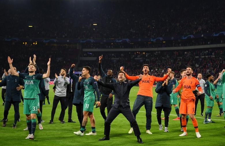 بهدف قاتل..توتنهام يضرب موعدا مع ليفربول بنهائي أبطال أوروبا