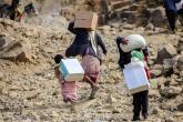 الأمم المتحدة: 35 ألف أسرة فرت من القتال بالحديدة