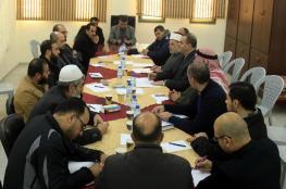 الإعلان عن تشكيل لجان مجتمعية لمتابعة ملف البسطات العشوائية بخان يونس