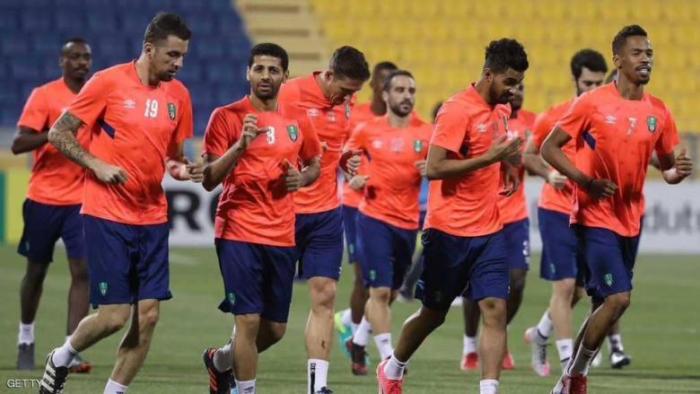 الأهلي السعودي في صدارة المجموعة الأولى بدوري أبطال آسيا