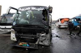 """أنقرة تدين تفجيرات دمشق وتصفها بـ """"الإرهابية"""""""