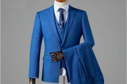 لللباحثين عن التميز.. إليك أجمل إطلالات البدلة الزرقاء