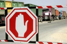 """الاحتلال يغلق """"كرم أبو سالم""""  بشكل كامل حتى إشعار آخر"""