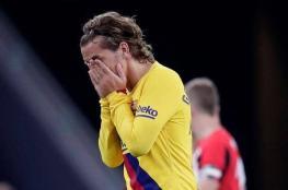 برشلونة يسقط بهدف قاتل ورائع في افتتاح الليغا