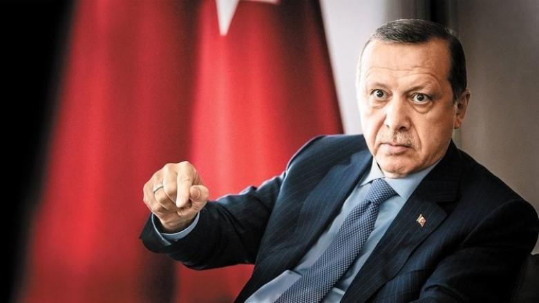 أردوغان لترامب: اعترافك يضع المنطقة داخل حلقة من نار