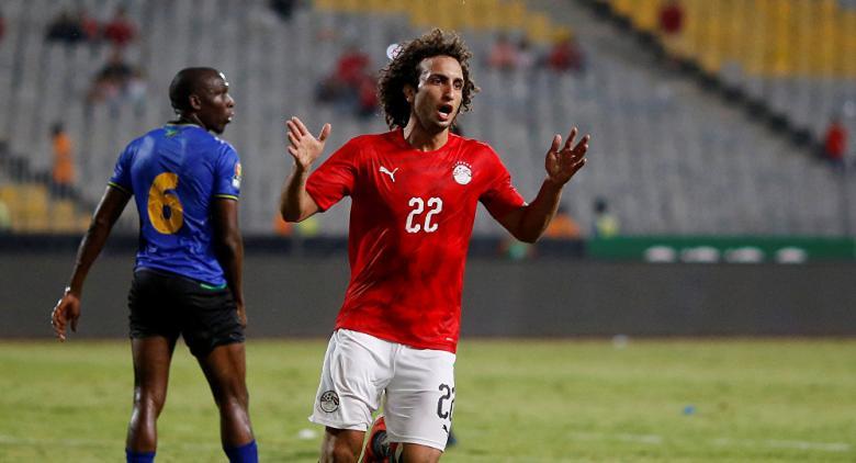 d70f0644c عمرو وردة يعود إلى معسكر المنتخب المصري - فلسطين الآن