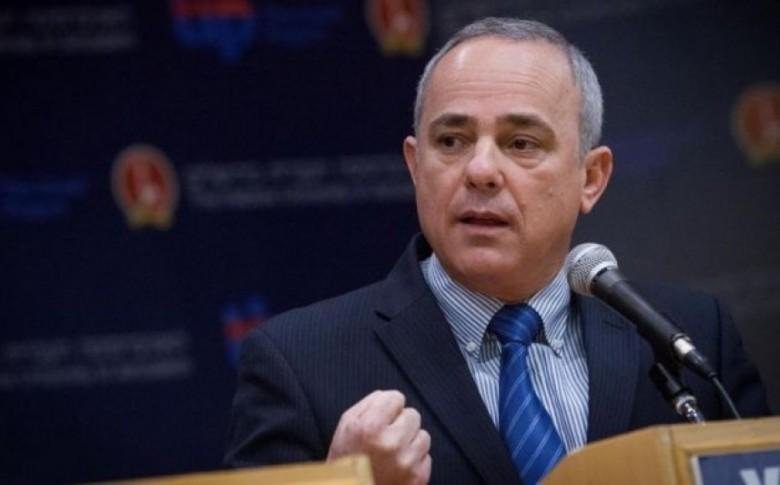وزير الطاقة الإسرائيلي يتوعد غزة
