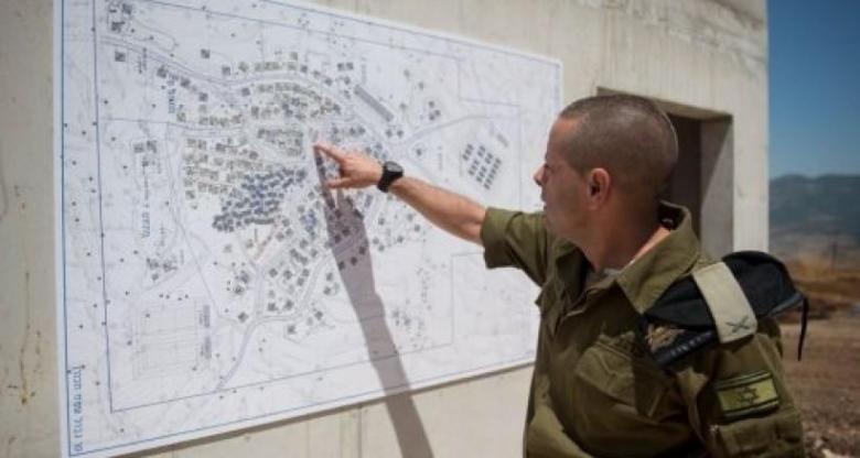 الاحتلال يسعى لإقامة منطقة عازلة على الحدود مع لبنان