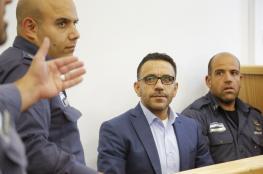 """الاحتلال يمدد اعتقال محافظ القدس """"غيث"""" رغم قرار الإفراج عنه"""