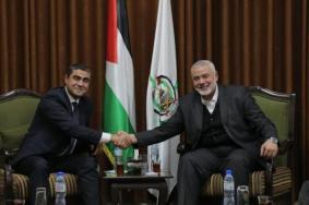 """حماس تعلق على التفاهمات مع الاحتلال و""""صفقة القرن"""""""