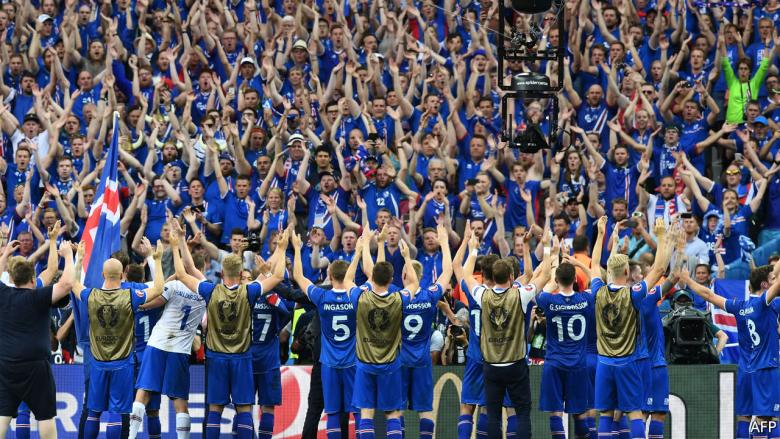 كيف نجحت آيسلندا الصغيرة في التأهل لكأس العالم؟!