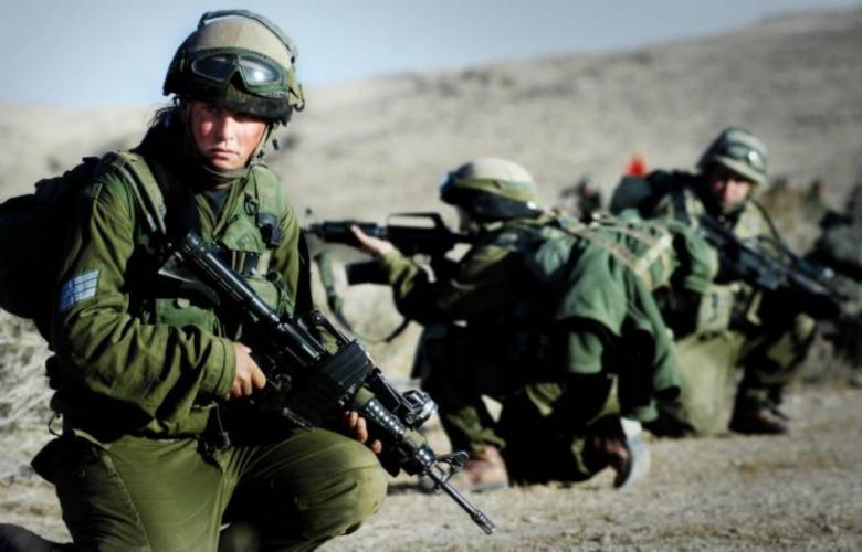 تدريبات للاحتلال بنابلس لمواجهة العمليات