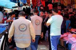 مباحث التموين تُحرر 17 محضر ضبط بحق تجار مخالفين