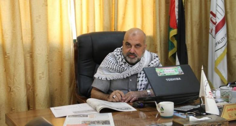 نصار: 25مليون $ تكلفة مشاريع بلدية دير البلح عام 2017