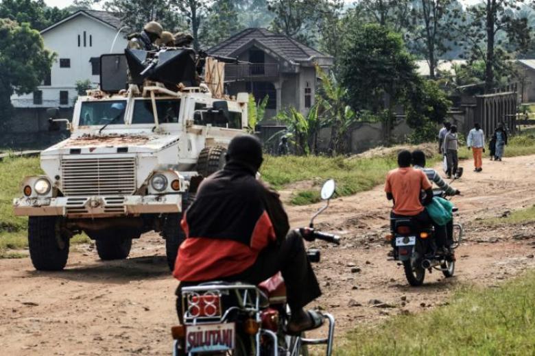 مقتل اثنين من عمال الإغاثة في الكونغو الديموقراطية