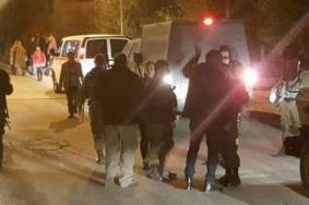 استشهاد طفل بعد دهسه من قبل مستوطن غرب الخليل