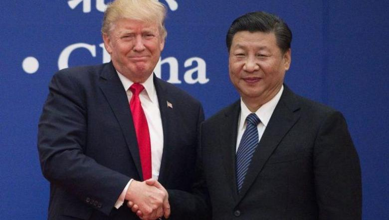 توقيع الاتفاق التجاري المرحلي بين الصين وأمريكا اليوم