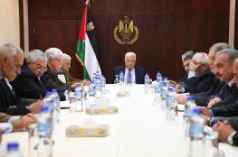 بالتفاصيل.. خطة عباس تجاه غزة