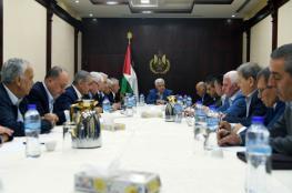 اللجنة التنفيذية تتجاهل رفع العقوبات عن غزة