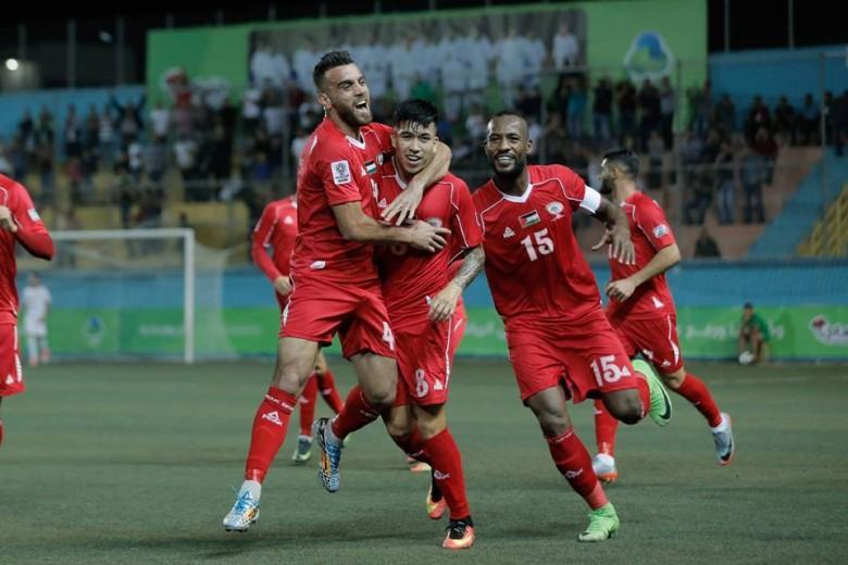 """""""الوطني"""".. خطوة مهمة تضعه على أعتاب كأس آسيا"""