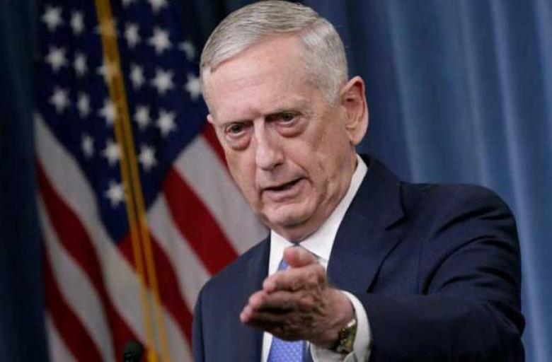 ماتيس: وجودنا العسكري بكوريا الجنوبية ليس محل تفاوض مع بيونغ يانغ
