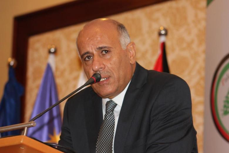 الرجوب: اتفاق القاهرة يؤسس لشراكة وطنية
