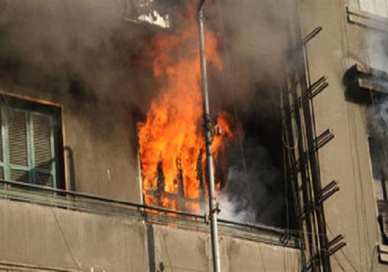 أشعلت النار بزوجها لزواجه بأخرى
