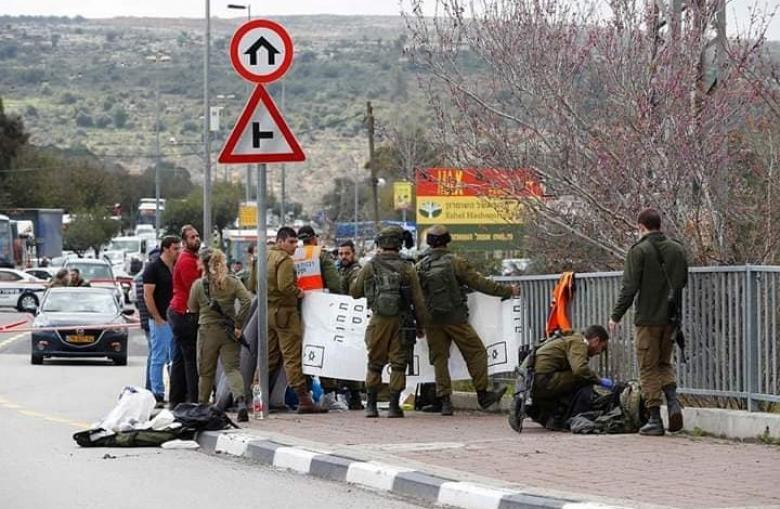 """إسرائيليون يطالبون بتنفيذ """"عمليات ثأر"""" بعد عملية سلفيت"""