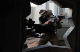 تدريب إسرائيلي يحاكي محاربة الأنفاق والقتال داخل المباني