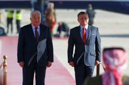 ملك الأردن: لا حل للقضية الفلسطينية إلا بحل الدولتين
