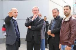 حكومة رام الله توافق على تمديد عمل بعثة الاتحاد الأوروبي في معبر رفح