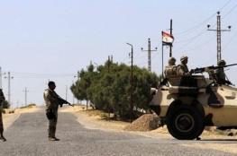 مقتل 3 من قوات الأمن وإصابة 6 بانفجار في سيناء