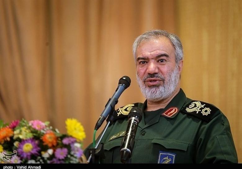 قائد الحرس الثوري: سنتلاعب بمصير من يتلاعب بمصير الشعب الإيراني