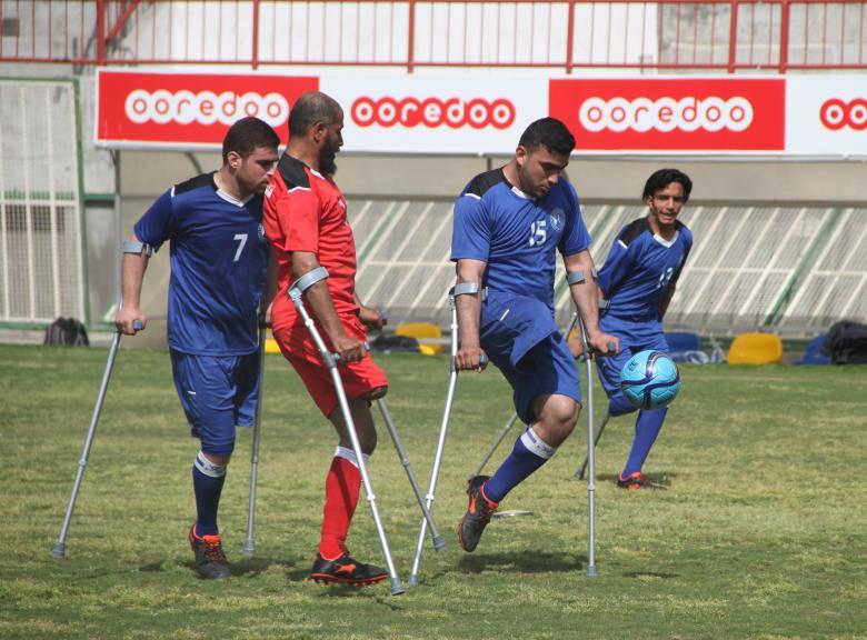 الإعاقة ليست نهاية.. نجوم مبتورة الأقدام تحركها الإرادة