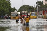 مصرع 52 شخصاً في فيضانات بالهند