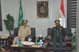 مباحثات سودانية سعودية لتطوير التعاون العسكري