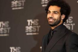 صلاح يتوج بجائزة أفضل لاعب أفريقي