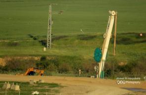 الاحتلال يواصل أعمال البحث عن أنفاق للمقاومة شرق غزة