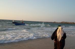 المسير البحري الثامن لهيئة كسر الحصار قرب قاعدة زيكيم