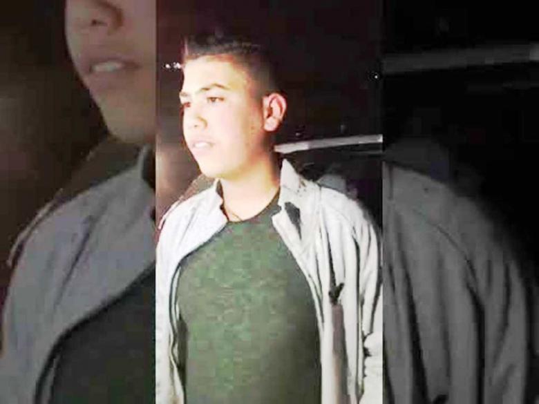 الاحتلال يفرج عن الفتى محمد البرغوثي بكفالة مالية