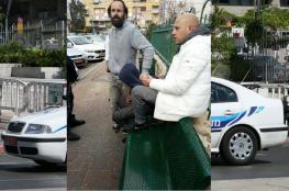 اعتقال فلسطيني بزعم محاولته خطف سلاح جندي باللد