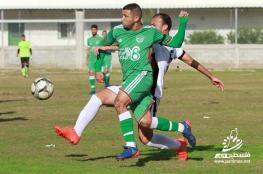 إيقاف لاعبين ونقل مباريات في دوري غزة