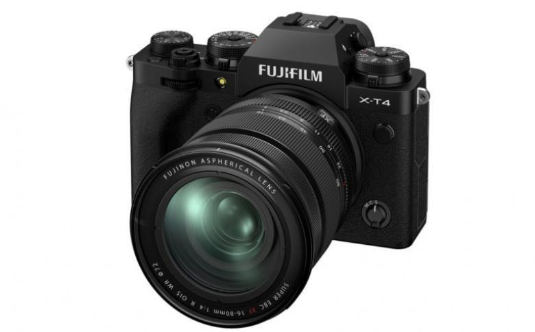 «Fujifilm» تكشف عن كاميرا جديدة بميزة التثبيت في الهيكل
