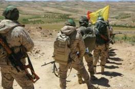 """حزب الله ينشر قواته على الحدود مع """"إسرائيل"""""""